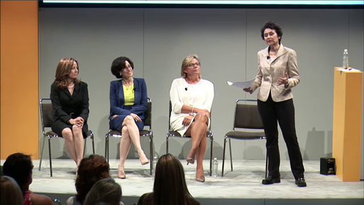 Advance the Roles of Female Leaders in Technology | SAPPHIRE NOW