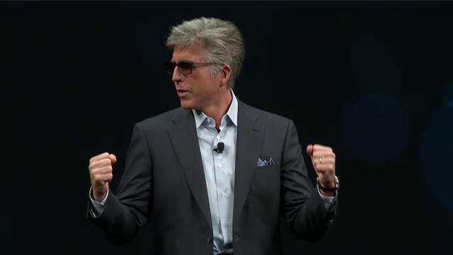Bill McDermott Live, SAP CEO : Run Live, Run Simple